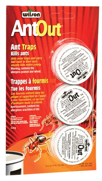 Wilson Antout Ant Traps 3 Pack H Amp S Building Supplies