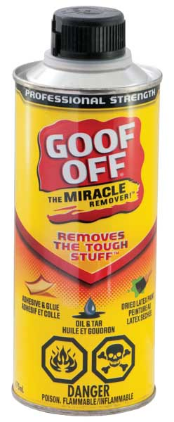 Goof Off Stain And Adhesive Remover 474ml H Amp S Building