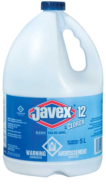 Javex 12 12 Commercial Chlorine Bleach 5l H Amp S