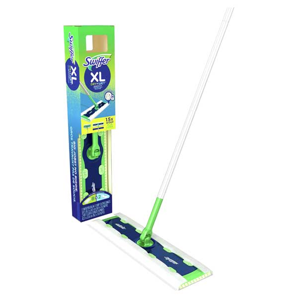 Swiffer Sweeper X Large Sweeping Amp Mopping Starter Kit H