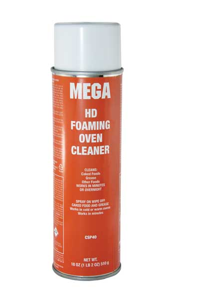 Mega Hd Foaming Oven Cleaner Orange 496g H Amp S Building