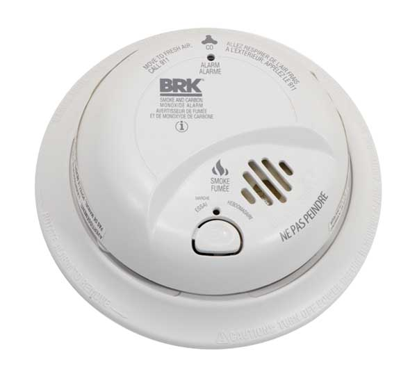 Brk Hardwired Smoke Co Combo Alarm Sc9120a H Amp S Building