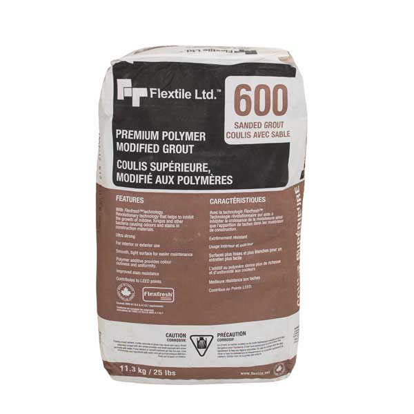 Grout Sanded Flextile Beach Buff 50lbs H Amp S Building