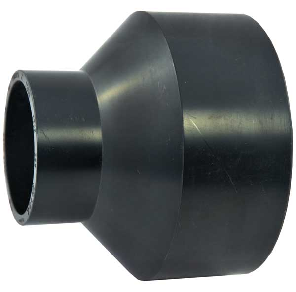 Abs Reducer Coupling Fitting 3 Quot X 1 1 2 Quot H Amp S Building