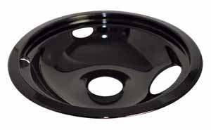 Stove Range Drip Pan General Electric 6 Quot Black H Amp S