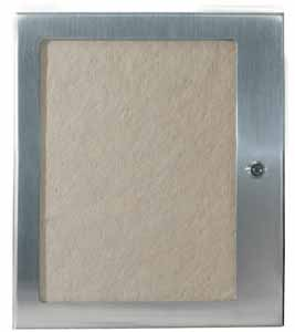 Elevator Notice Board Stainless Steel H Amp S Building Supplies