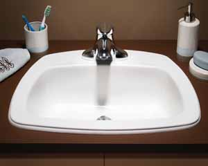 American Standard Yorkdale 21 Quot X 17 Quot Oval Lavatory Sink